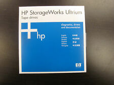 HP Software StorageWorks Ultrium Tape Drives