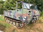 """1981 GTE Government Systems M1015A1 Tracked E/W Carrier """"NO RESERVE"""""""
