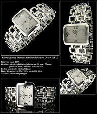 Elegant Women's Watch Osco Steel from Complete Stainless Steel Designer Shape