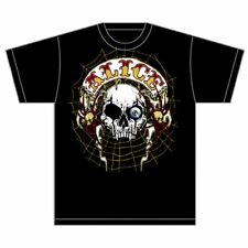 ALICE COOPER - SKULL T-SHIRT MALE LARGE - BRAND NEW SEALED