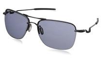 OAKLEY TAILHOOK Sunglasses OO4087-01 Satin Black Frame/Grey Lens 60mm NIB