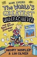 (Very Good)-Hank Zipzer 8: The World's Greatest Underachiever and the Best Worst