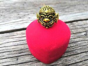 Ring Bhairava Lord Shiva Rudra Avatar Giant Destroyer Mahadev Phra Phirap Power