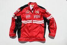 Vintage Michael Schumacher Formula One Ferrari Racing Jacket F1 Sport Size XL