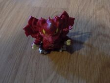 "TOHO 2013 2"" Godzilla Destoroyah Monster Red PVC Figure Toy Cake Topper EUC"