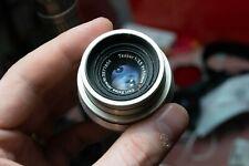 Carl Zeiss Jena Tessar 50mm 3.5 T Lens Exakta Mount w/Sony Adapter