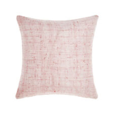 Linen House Winterfell Pink Square Filled Cushion