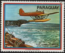 Heinkel He.58 BREMEN ATLANTIC Mail Plane Catapult Ship Launch Aircraft Stamp