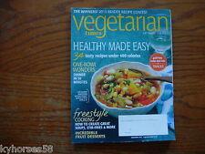 Vegetarian Times Magazine September 2013