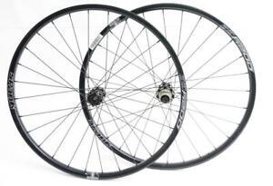 12 x 148mm Boost HG 11 29 Spank Oozy 345 Rear Wheel Black 6-Bolt