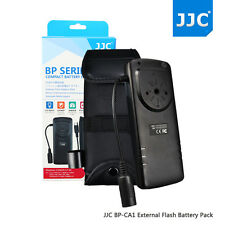 JJC Flash Battery Pack for CANON Speedlite 600EX II-RT 580EXII 550EX as CP-E4