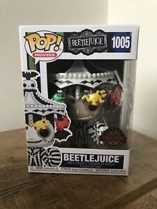 Beetlejuice - Beetlejuice with Carousel Hat Pop! Vinyl [RS]