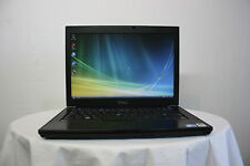 "CHEAP Laptop Dell Latitude E6400 14"" Core Duo 2GB 120GB Windows Vista GRADE B"
