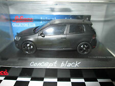 LJ 1/43 schuco VW GOLF GTI CONCEPT BLACK limited édition 1000 exp