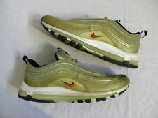 Nike Air Max 97 SC metallic gold red OG Atmos Huf DB Power Wall 2002 sz 11.5 EUC