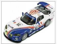 Chrysler Viper GTS-R - Oreca - Marc Duez/Archer/Bell - Le Mans 1999 #52 - Ixo