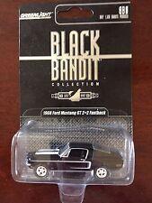 Greenlight Black Bandit 1968 Ford Mustang GT2+2 Fastback 1 of 1536