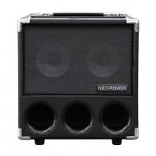 Phil Jones Flightcase BG-150 Bass Guitar Combo Amplifier w/ Cover Black BG150