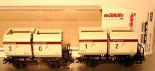 Märklin HO:  Info Tage SoMo: 48332 Wagen Set *Lokstreusand* 2012  NEU + OVP