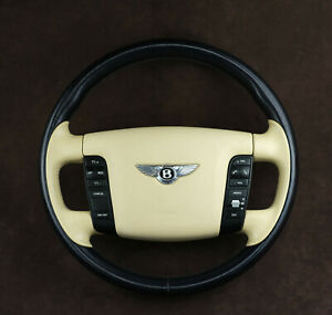 Bentley steering wheel Continental Flying Spur GTC GT SUPERSPORTS SPEED GT3-R GT