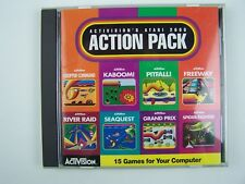Atari 2600 Action Pack by Activision PC CD-Rom Game