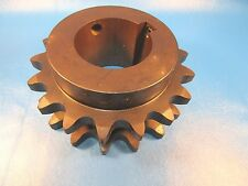 Martin D100B17 3 1/8, Finished Bore Sprocket for 100 Double Strand Chain
