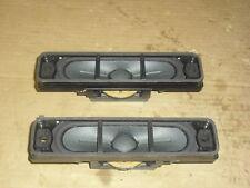 2 Sony Bravia interner Lautsprecher 1-826-875-12, 8 Ohm, 10 W jede von KDL-52S5100