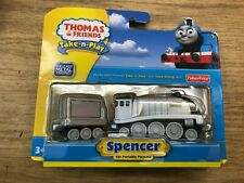 Thomas & Friends Take-n-Play Spencer Engine Magnetic Train ~ New ~