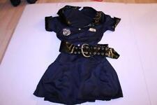 "Women's Police Officer ""Rita Dem Rites""  M (6/8) Halloween Costume Costumes USA"
