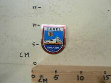 STICKER,DECAL TEXEL SCHULPENGAT VEERBOOT   VINTAGE CITY COUNTRY ALU
