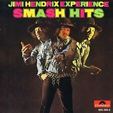 Jimi Hendrix Experience Smash hits (12 tracks, 1968) [CD]