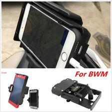 mobile phone Navigation bracket USB phone charging for BMW R1200GSA LC ADV 13-17