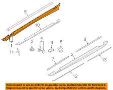 VOLVO OEM 11-16 S60 Exterior-Rocker Panel Molding Trim Right 39811942