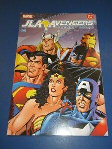 JLA/Avengers #1 NM Gem Wow