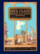 Rock Island Magazine: October 1922 (Paperback or Softback)