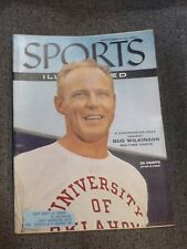 September 12 1955 Sports Illustrated Bud Wilkinson Cover Great Shape!!
