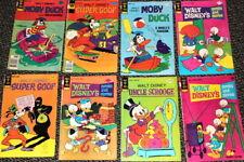 #1127,Collection(25) Vintage Disney Gold Key Comics Superb Condition 1970's