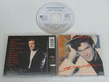 DAVID HASSELHOFF/DAVID(BMG/WHITE RECORDS 261972)CD ALBUM
