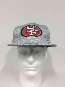 San Francisco 49ers New Era 9Fifty Snapback Blurr New