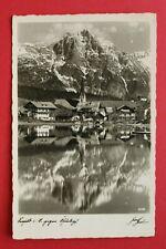 Tirol AK Seefeld 1941 Ortsansicht Gebäude Architektur