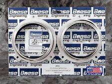 51 52 Chevy Car Billet Aluminum Gauge Panels Dash Insert Instrument Cluster