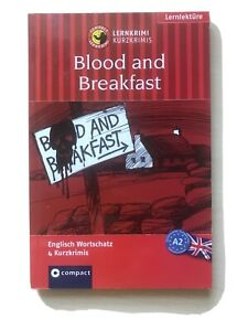 lernkrimi englisch Blood And Breakfast Compact