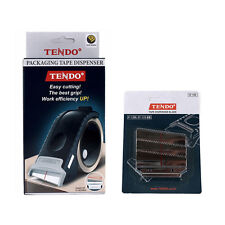Tendo 2 Inch Handheld Dispenser Packaging Sealing With Replacement Cutter Blades