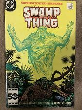 Swamp Thing 37,1985 ( First Appearance Of John Constantine)