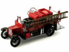 1926 FORD MODEL T DETROIT FIRE TRUCK 1/32 DIECAST CAR BY SIGNATURE MODELS 32313