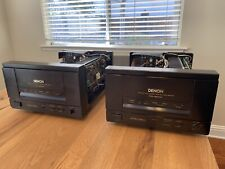 Denon POA-6600A Audiophile Monoblock Amplifier Works Perfect