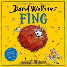 Fing by David Walliams 9780008349134 | Brand New | Free UK Shipping