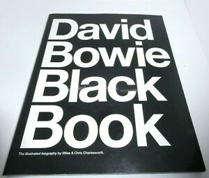 David Bowie Black Book: The Illustrated Biography Paperback
