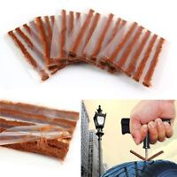 2set (10pc) Auto Tyre Repair Tubeless Seal Strip Plug Tire Puncture Recovery Kit