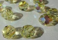 Swarovski crystal beads 8mm 5000 JONQUIL AB - bulk pack (288pcs)
